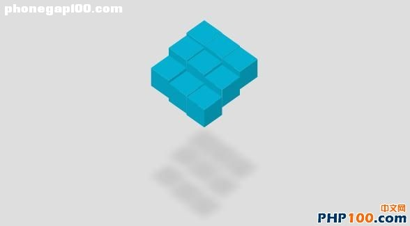 css3-3d-cube-loading